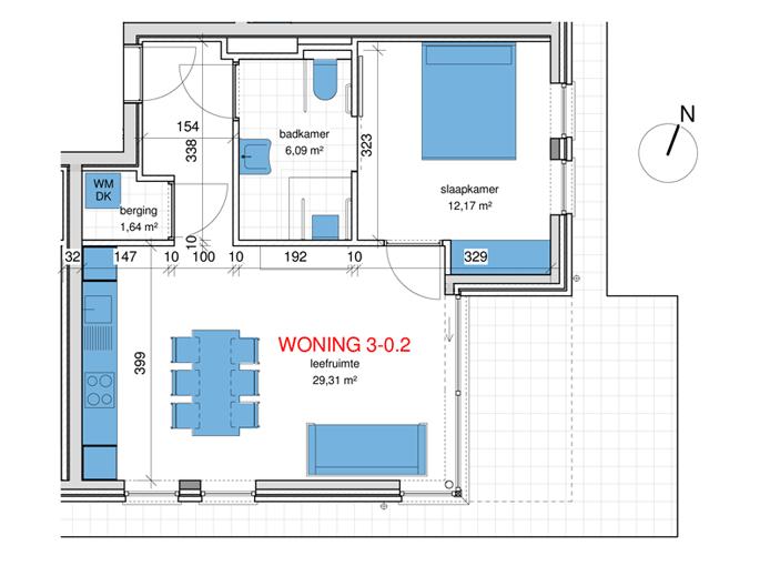wzc familliehof - assistentiewoningen - appartementen, Deco ideeën